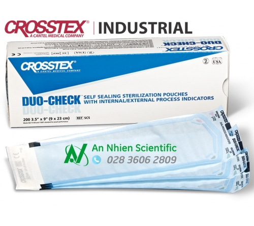 Duo-Check® Sterilization Pouches (Steam/EO)